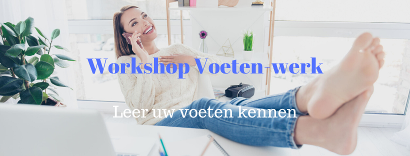 Workshop alles is beweging